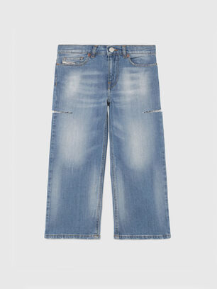 WIDEE-J-SP1, Light Blue - Jeans