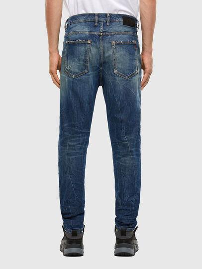 Diesel - D-Vider 009KG, Dark Blue - Jeans - Image 2