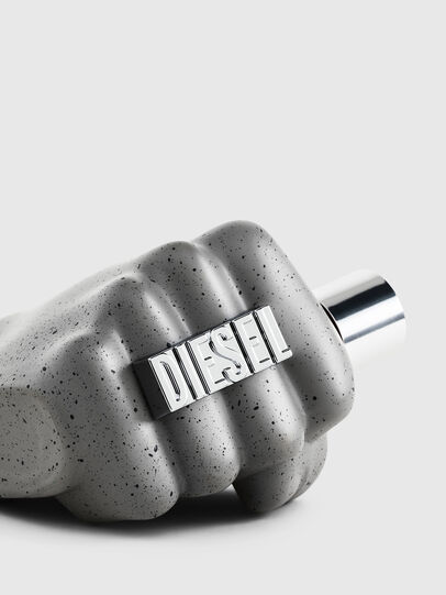 Diesel - ONLY THE BRAVE STREET 50ML, Grey - Only The Brave - Image 3