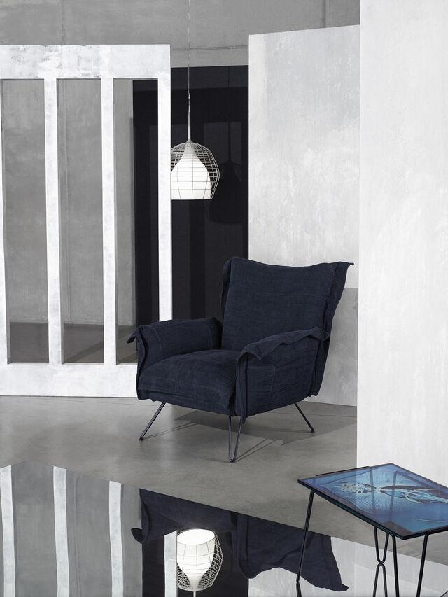 Living DL0F55 CLOUDSCAPE, Blue - Armchairs - Image 1