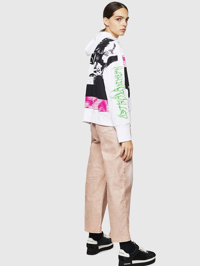 Diesel - F-MAGDALENA, White - Sweaters - Image 6