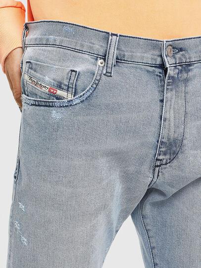 Diesel - D-Strukt 009BP, Light Blue - Jeans - Image 3