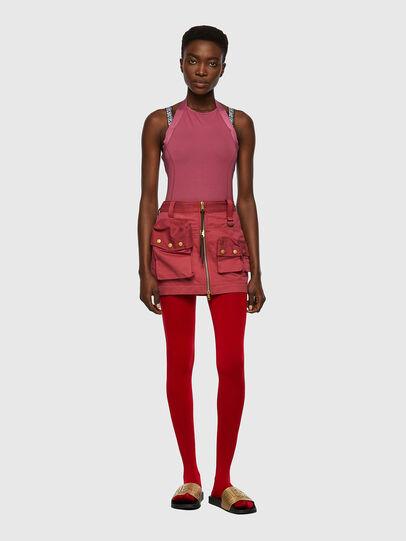 Diesel - O-IRAIDA, Pink - Skirts - Image 5