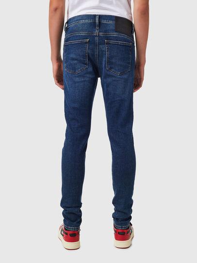 Diesel - D-Istort 09B31, Dark Blue - Jeans - Image 2