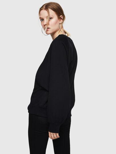 Diesel - F-HENNY-E, Black - Sweaters - Image 4