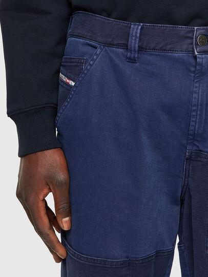 Diesel - D-Azerr 0GCAP, Blue - Jeans - Image 4