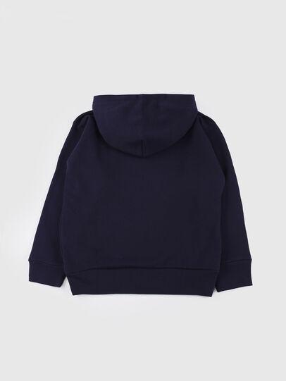 Diesel - SALBY OVER, Navy Blue - Sweaters - Image 2