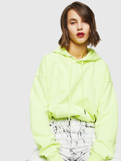 Diesel - S-ALBY-FLUO,  - Sweaters - Image 5