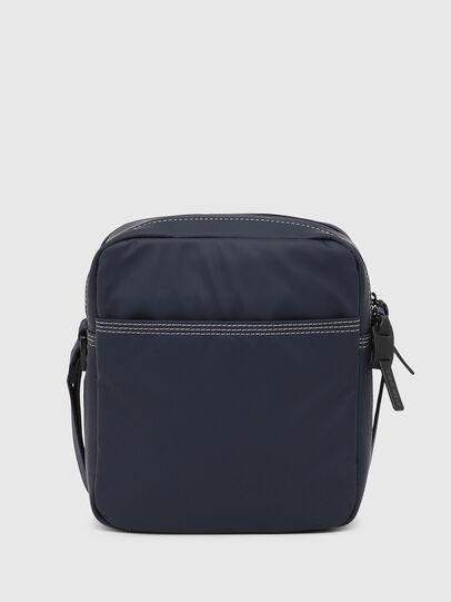 Diesel - DOUBLECROSS, Blue - Crossbody Bags - Image 2