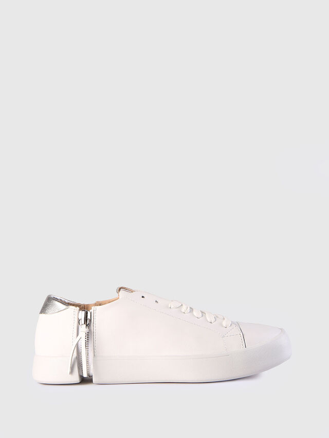 Diesel - S-NENTISH LC W, White - Sneakers - Image 1