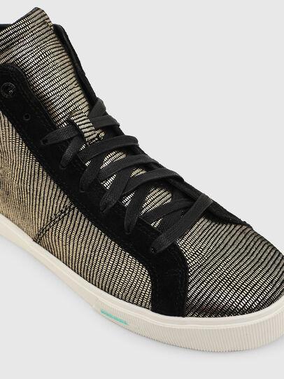 Diesel - S-MYDORI MC W, Grey/Black - Sneakers - Image 5