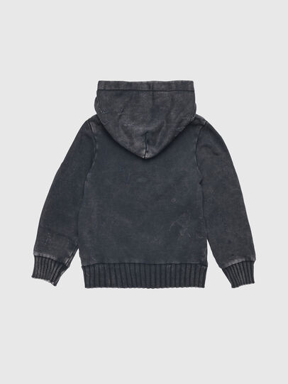 Diesel - STAPP, Anthracite - Sweaters - Image 2