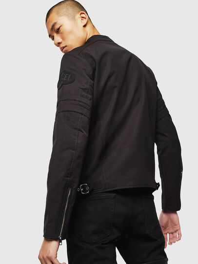 Diesel - J-GLORY, Black - Jackets - Image 2
