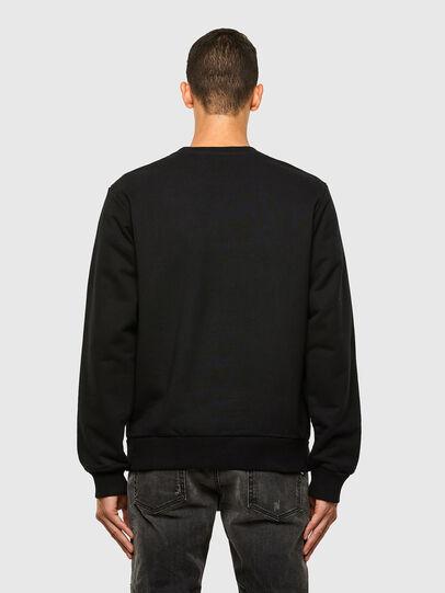 Diesel - S-GIRK-N83, Black - Sweaters - Image 2