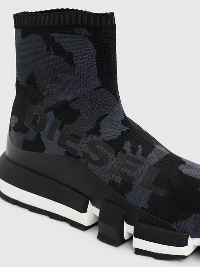 Diesel - H-PADOLA HIGH SOCK,  - Sneakers - Image 4