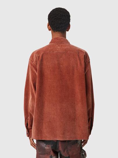 Diesel - S-BUN-CORD, Brown - Shirts - Image 2