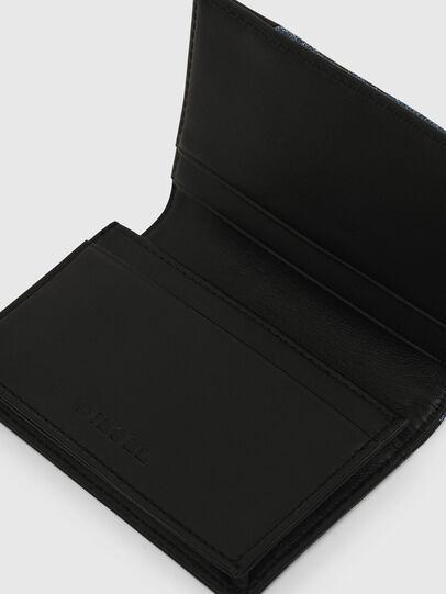 Diesel - DUKEZ, Black/Blue - Card cases - Image 4