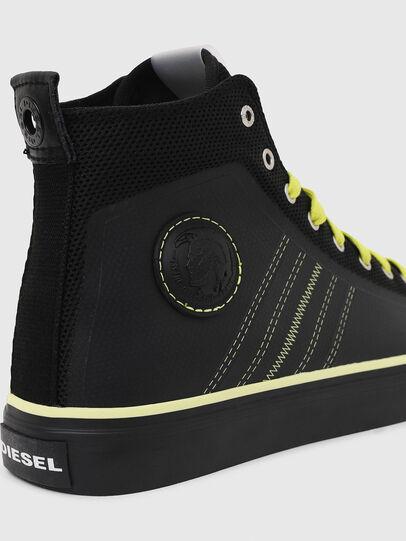 Diesel - S-ASTICO MC H, Black/Yellow - Sneakers - Image 5