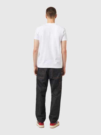 Diesel - T-DIEGOS-K26, White/Red - T-Shirts - Image 5