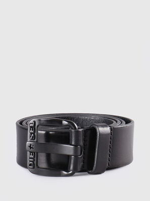 B-STAR, Black Leather - Belts