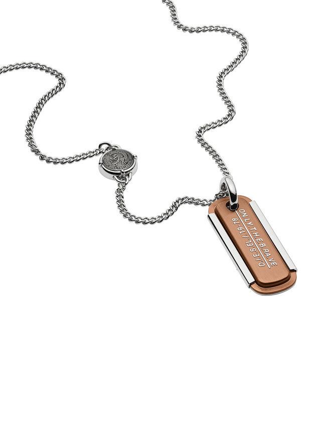 NECKLACE DX1095, Bronze