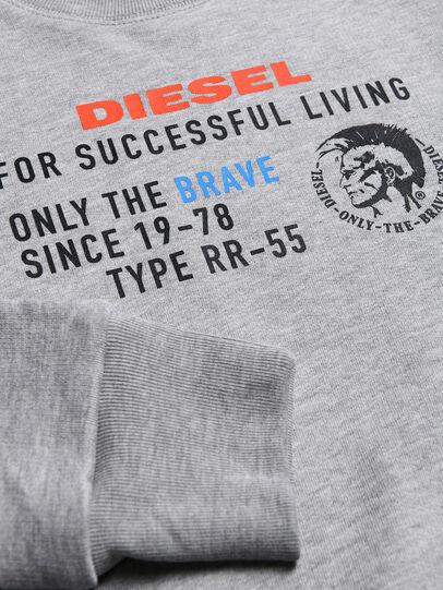 Diesel - SDIEGOXBJ, Grey - Sweaters - Image 3