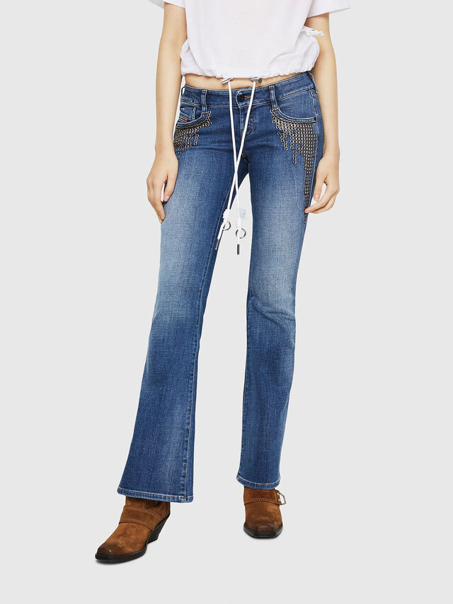 Diesel - D-Clayre 082AD, Medium blue - Jeans - Image 1