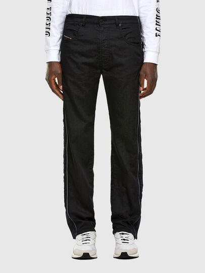Diesel - Krooley JoggJeans 0KAYO, Black/Dark grey - Jeans - Image 1