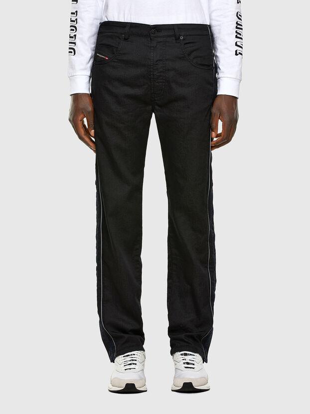 Krooley JoggJeans 0KAYO, Black/Dark grey - Jeans