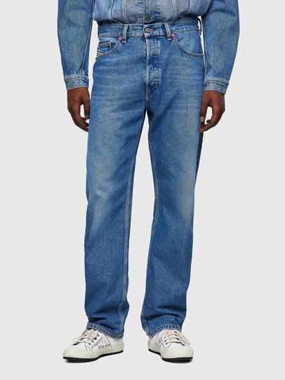Diesel - D-Macs 009MG, Medium blue - Jeans - Image 1