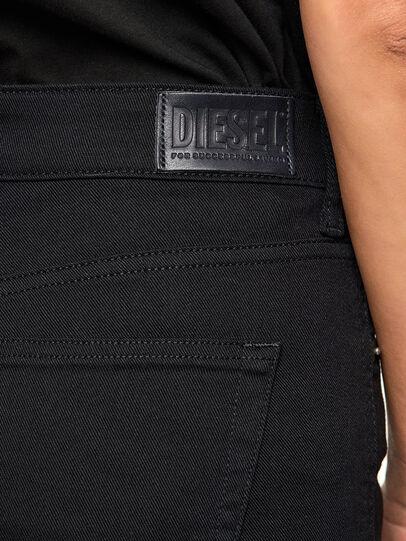 Diesel - D-Joy 0688H, Black/Dark grey - Jeans - Image 4