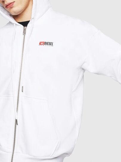 Diesel - S-ALBY-ZIP-DIV,  - Sweaters - Image 3