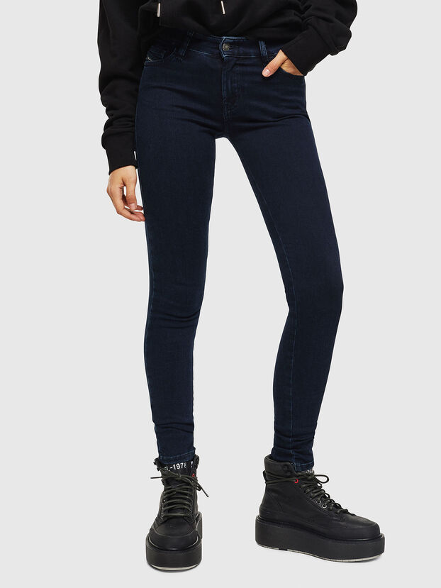 Slandy 0094Y, Dark Blue - Jeans