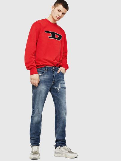 Diesel - Buster 0890X, Medium blue - Jeans - Image 5