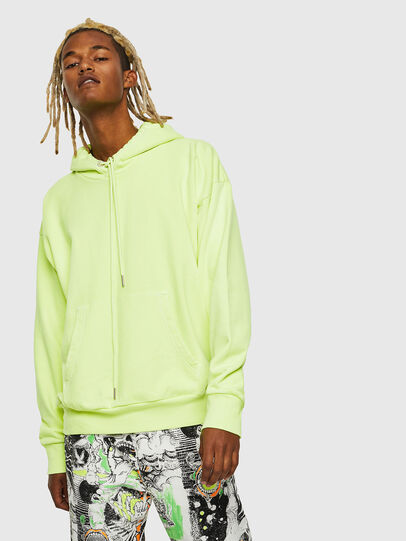 Diesel - S-ALBY-FLUO,  - Sweaters - Image 1