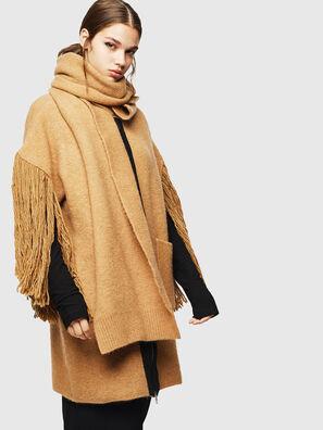 M-BOU-B, Light Brown - Winter Jackets