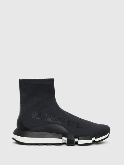 Diesel - H-PADOLA HIGH SOCK W, Black - Sneakers - Image 1
