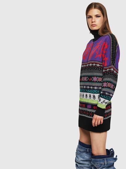 Diesel - M-PEM, Multicolor - Knitwear - Image 4