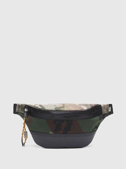 Diesel - ALLAN, Military Green - Belt bags - Image 1