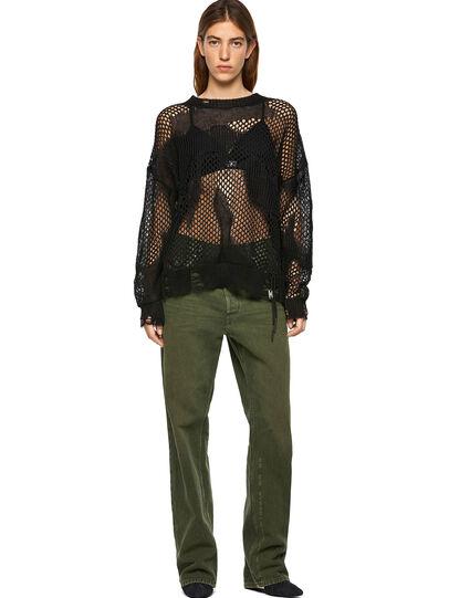 Diesel - M-MISSOURI, Black - Knitwear - Image 5