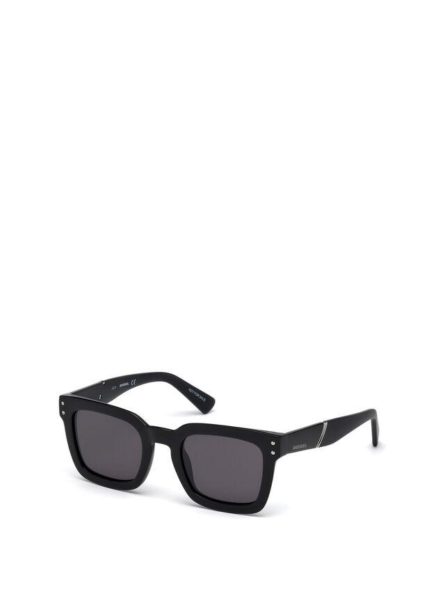 Diesel - DL0229, Black - Eyewear - Image 6