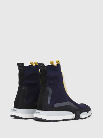 Diesel - H-PADOLA MID ZIP,  - Sneakers - Image 3