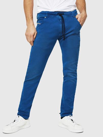 Diesel - Krooley JoggJeans 0670M, Brilliant Blue - Jeans - Image 1