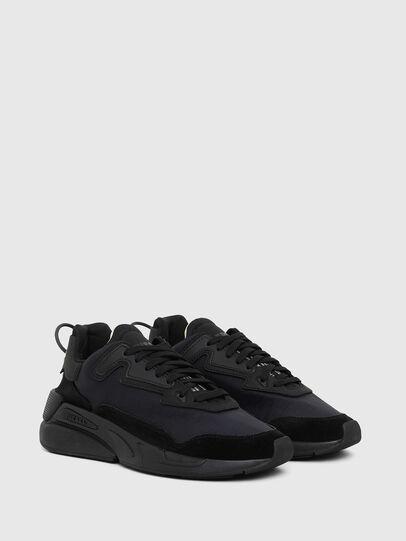 Diesel - S-SERENDIPITY LC W, Black - Sneakers - Image 2