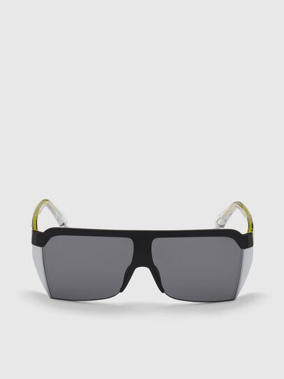 Diesel - DL0319, Black - Sunglasses - Image 1