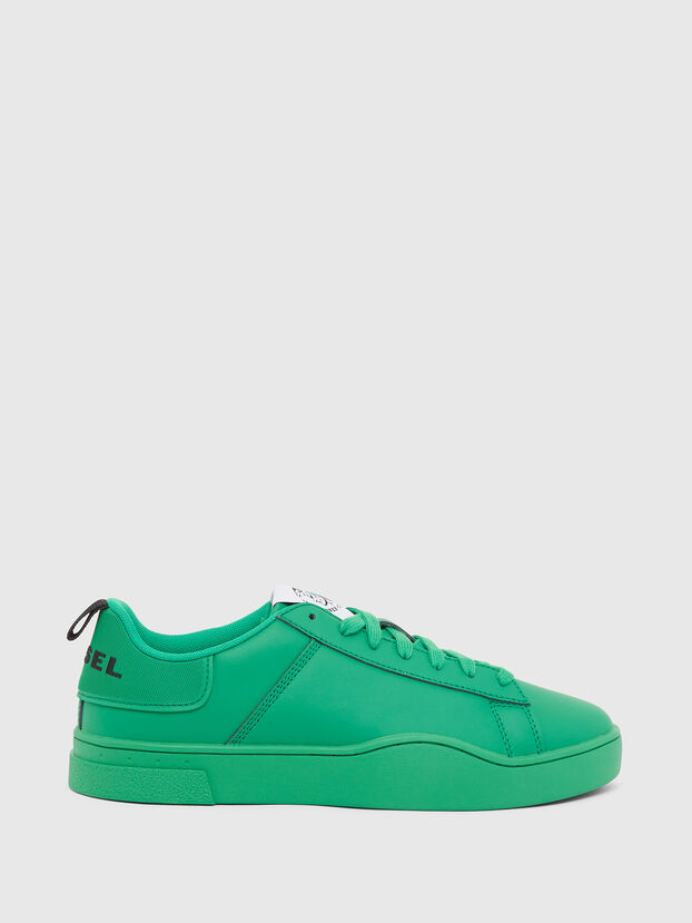 S-CLEVER LOW LACE, Green - Sneakers