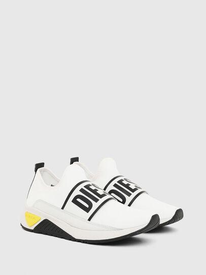 Diesel - S-KB SOE, White - Sneakers - Image 2