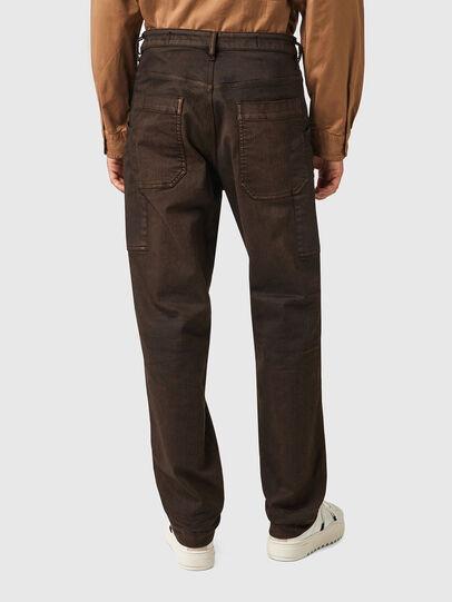 Diesel - D-Franky 09B38, Brown - Jeans - Image 2