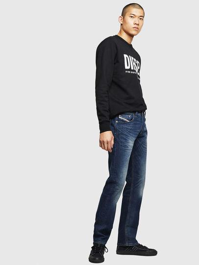 Diesel - Larkee 0853R, Dark Blue - Jeans - Image 5