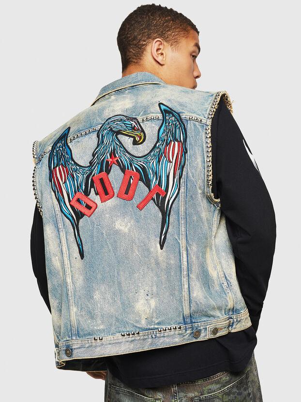 D-SMAK, Light Blue - Denim Jackets